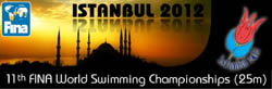 World Short Course Championships Istanbul 2012